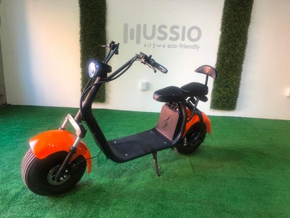 Moto Electrica Sunra City Coco 1.000w Año 2019