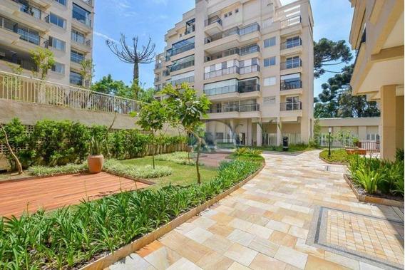 Cobertura Em Mossunguê, Curitiba/pr De 278m² 4 Quartos À Venda Por R$ 2.600.000,00 - Co291159