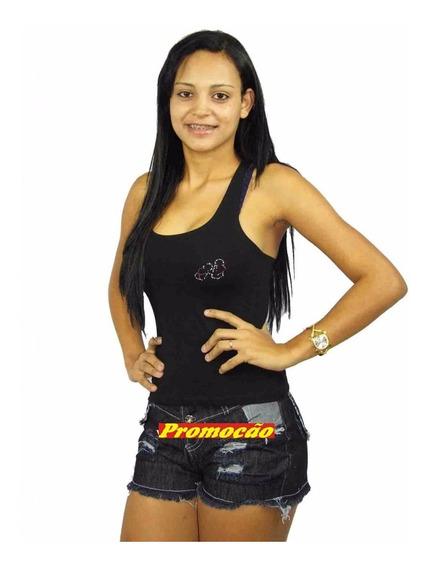 Kit Short Jeans Curto Desfiados ( Lote 10 Und )r$ 19,90 Cada