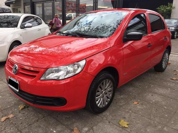 Volkswagen Gol Trend 1.6 Pack Ii 2011 Durzo Automoviles