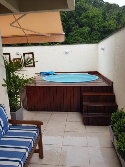 Cobertura Em Pendotiba, Niterói/rj De 130m² 2 Quartos À Venda Por R$ 720.000,00 - Co359563