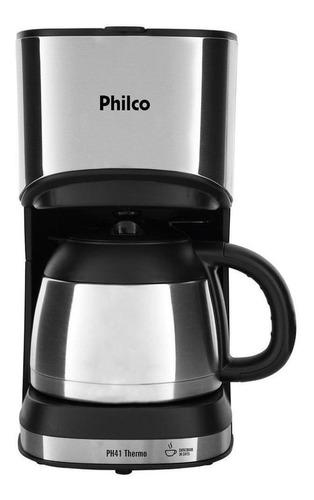 Cafeteira Elétrica Philco Thermo Inox 220v - Ph41