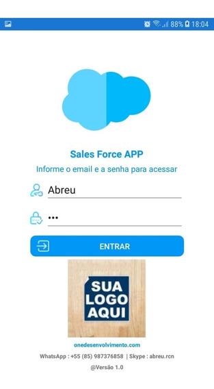 Codigo Fonte App Aplicativo De Vendas Xamarin C# Android