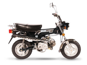 Moto Corven Dx 70 Tipo Dax Max Hot Negro 0km Urquiza Motos