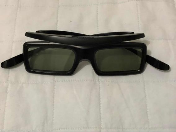 4x Óculos 3d Samsung Ssg 3050gb