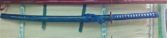 Katana Espada Samurai Trento Acero Inox C/porta Katana Local