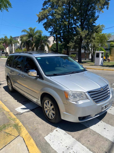 Chrysler Town & Country 2010 3.8 Limited Atx