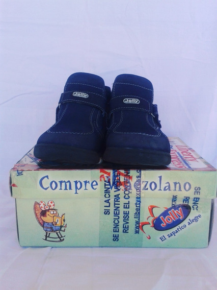Zapatos Para Niño Marca Jolly Talla 27