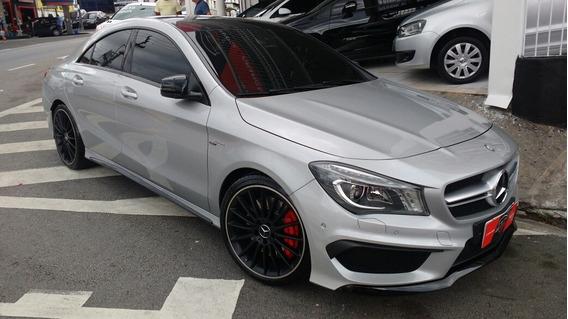 Mercedes-benz Classe Cla 2.0 Amg 4matic 4p 2016