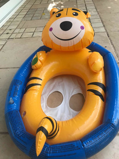 Bote Flotador Bebe / Silla Salvavidas