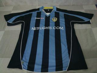 Camisa Futebol Leeds United. 2008. - Inglaterra.