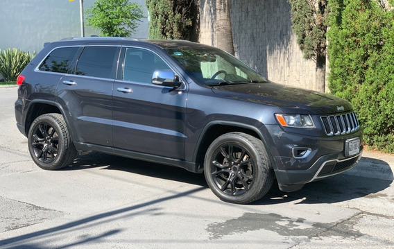 Jeep Grand Cherokee Limited 4x2 2014