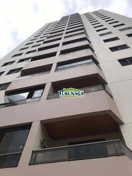 Apartamento Para Alugar, 69 M² Por R$ 1.500/mês - Vila Pedro Moreira - Guarulhos/sp - Ap2306