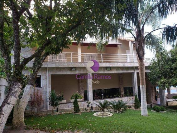 Chácara Com 3 Dormitórios À Venda, 1500 M² - Jardim Chácara Méa - Suzano - Ch0047