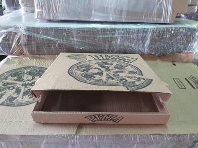 Cajas De Pizza En Carton Corrugado De Todos Los Tamaños
