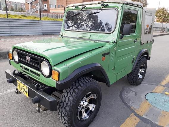 Dahiatsu F50 Edicion Limitada Verde 1981