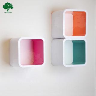 Cubos Minimalistas Welland Plastico Larga Duracion Remtados