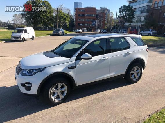 Land Rover Discovery 2.0 Sport Se 2016 Techo Cielo