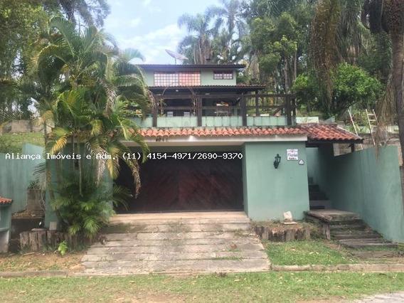 Chácara Para Venda Em Pirapora Do Bom Jesus, Cristal Park L, 2 Dormitórios, 1 Suíte, 3 Banheiros, 5 Vagas - 2443