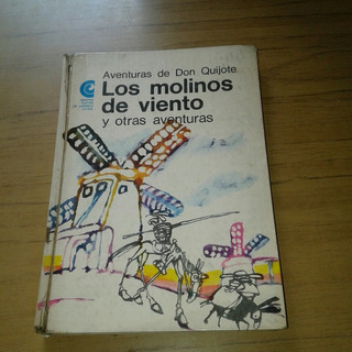 Libro Los Molinos De Viento