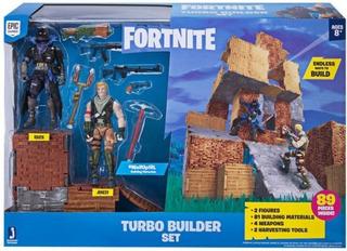 Fortnite - Turbo Builder Set - 2 Figure Pack -jonesy And Rav