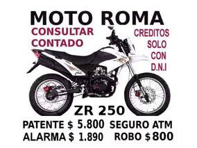 Zanella Zr 250 Motoroma