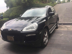 Porsche Cayenne 4.8 V8 Tiptronic Turbo S At 2008