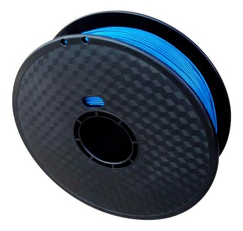 Filamento Pla + Color Azul Cielo