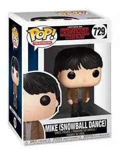 Funko Pop Stranger Things 729 Mike (snowball Dance) M4e