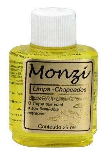 Monzi - Limpa Semi-joias 35 Ml