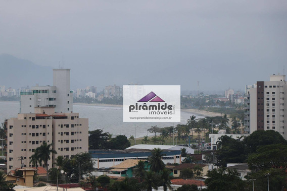 Apartamento Com 2 Dormitórios À Venda, 70 M² Por R$ 450.000,00 - Sumaré - Caraguatatuba/sp - Ap7776
