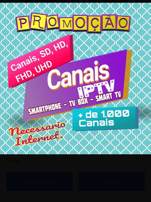 Canais Para Tv Box, Smart Tv E Smartphone