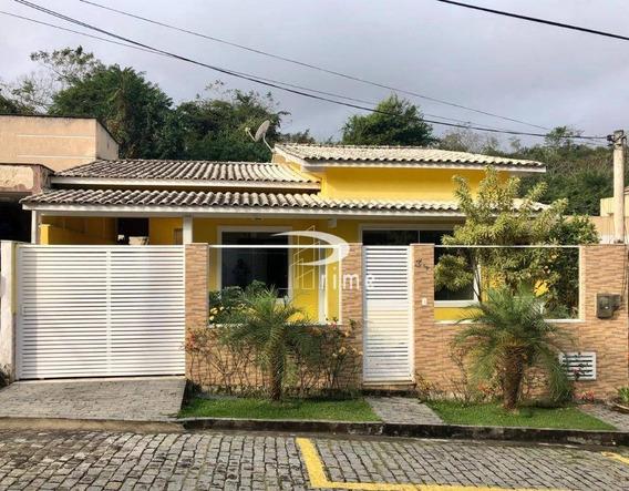 Casa Com 3 Dormitórios À Venda, 140 M² Por R$ 380.000,00 - Arsenal - São Gonçalo/rj - Ca0775