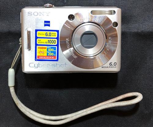 Câmera Digital Sony Cyber-shot Dsc-w30