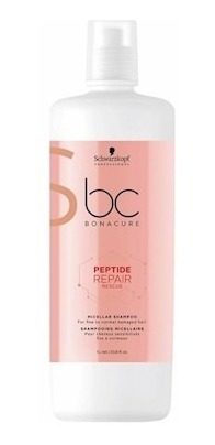 Schwarzkopf Shampoo Peptide Repair Rescue 1l