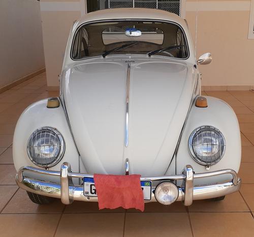Imagem 1 de 8 de Volkswagen Fusca 1969