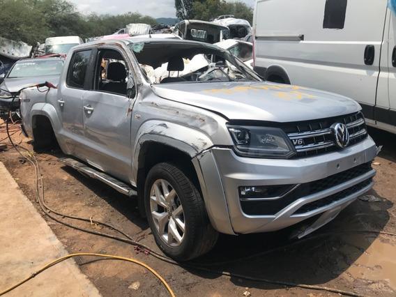 Desarmo Volkswagen Amarok V6 Tdi Año 2019 Solo Por Partes