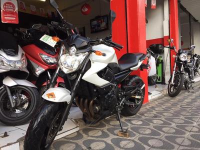 Yamaha Xj6 N 2012 Branca
