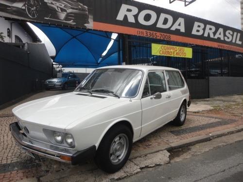 Volkswagen Brasilia 1.6 8v Gasolina 2p Manual - 1978