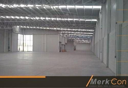 Bodega Renta 2,806 Nueva En Parque Industrial En Celaya, Mexico