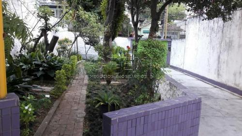 Casa Com Amplo Terreno Campestre Santo Andre - Te0200