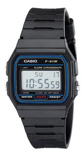 Reloj Casio F-91w Unisex Clásico Original Envío Gratis Gtia