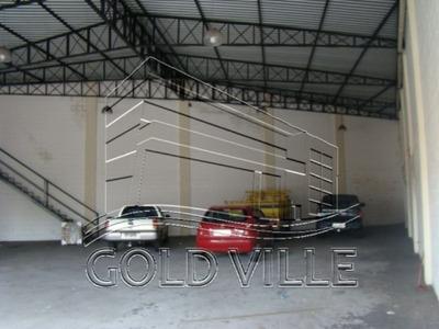 Ga1894 - Aluguel De Galpão Em Osasco - Jardim Novo Osasco - Ga1894 - 33873394