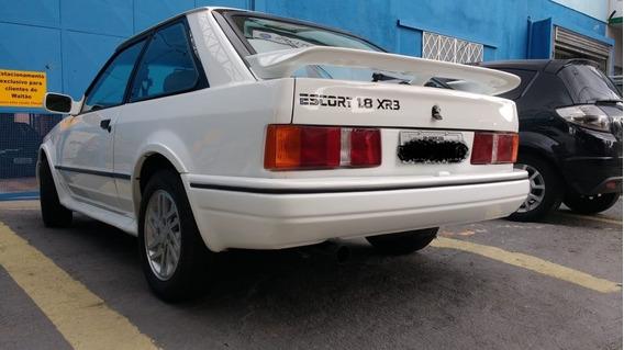 Escort Xr3 1989 Completo + Ar Carangas Garage