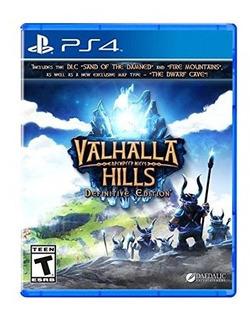 Valhalla Hills - Definitive Edition (ps4) - Playstation 4