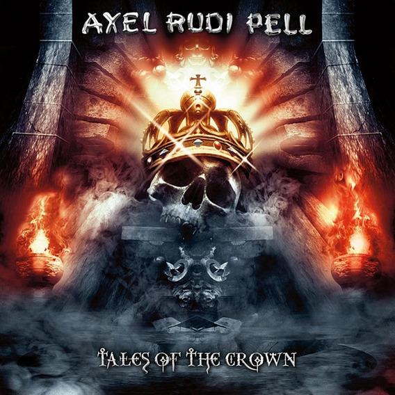 Axel Rudi Pell Tales Of Crown Icarus Cd Nuevo Nac.