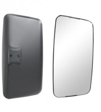 Espelho Plástico Avulso Convexo Maior
