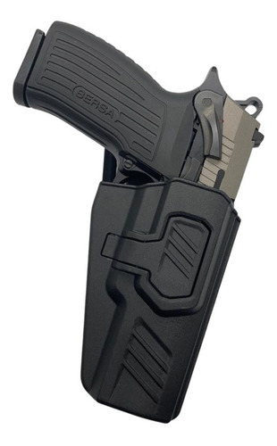 Imagen 1 de 3 de Pistolera Exterior Houston Nivel 2 Bersa Tpr9