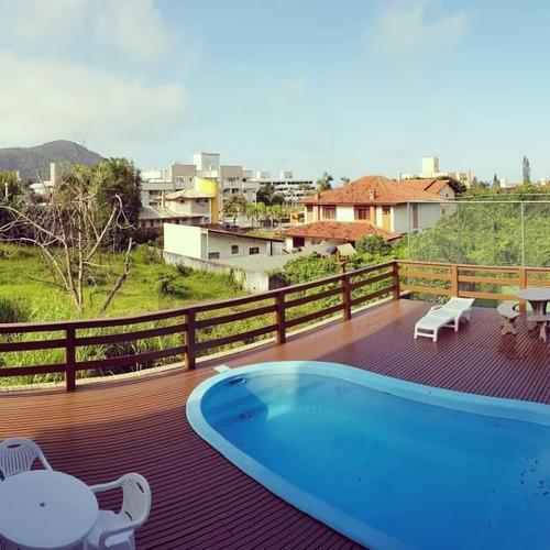 Casa Com 6 Dormitórios À Venda, 300 M² Por R$ 2.020.000,00 - Praia Brava - Florianópolis/sc - Ca0816