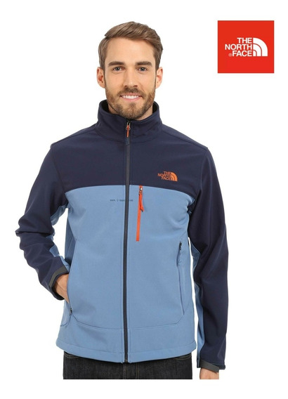 Campera Hombre The North Face Trekking Deportiva Impermeable